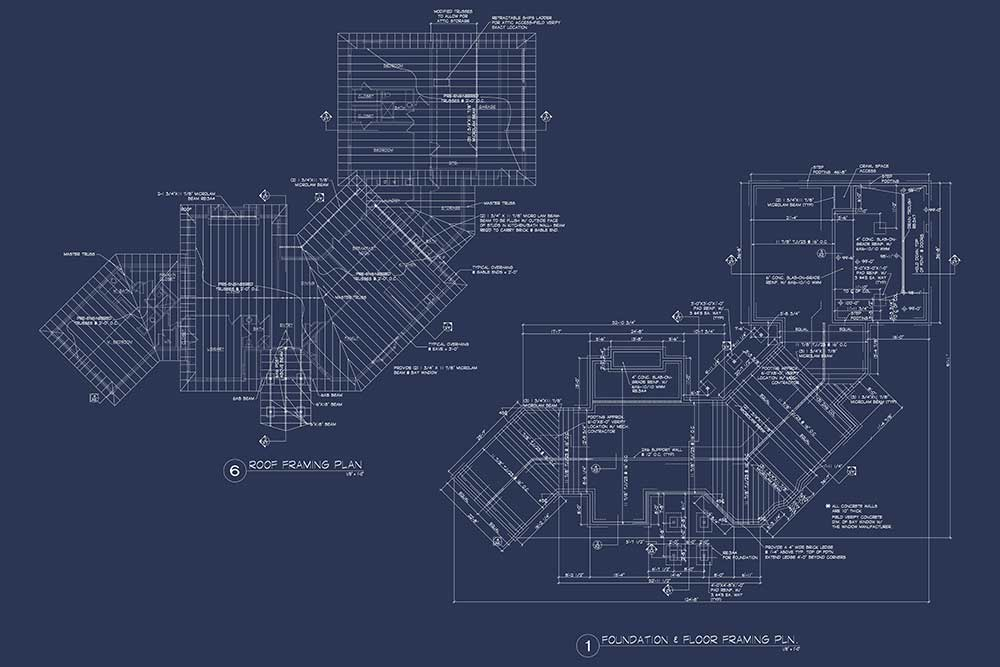 framing-plans